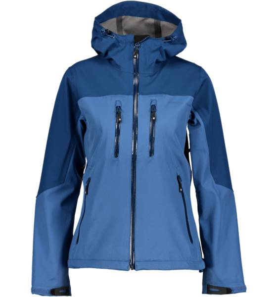 Cross Sportswear Takit Cross Sportswear So Davos Jacket W DARK BLUE (Sizes: M)