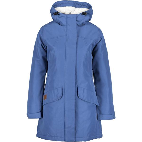 Cross Sportswear So City Parka W Takit DK BLUE (Sizes: S)