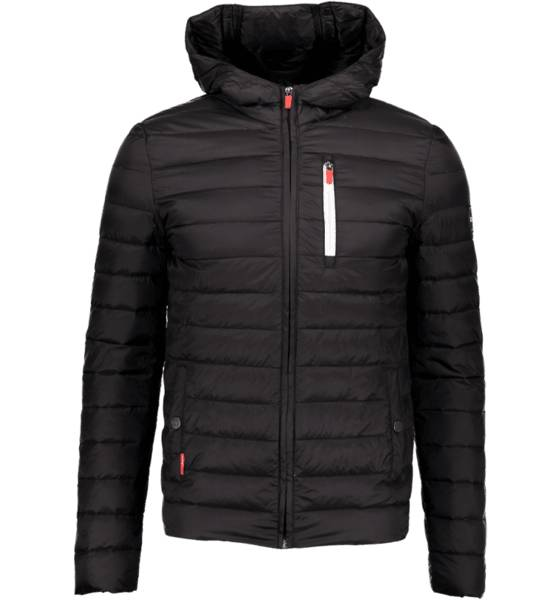 Dr Zipe So Down Insulated Jacket M Takit BLACK (Sizes: S)