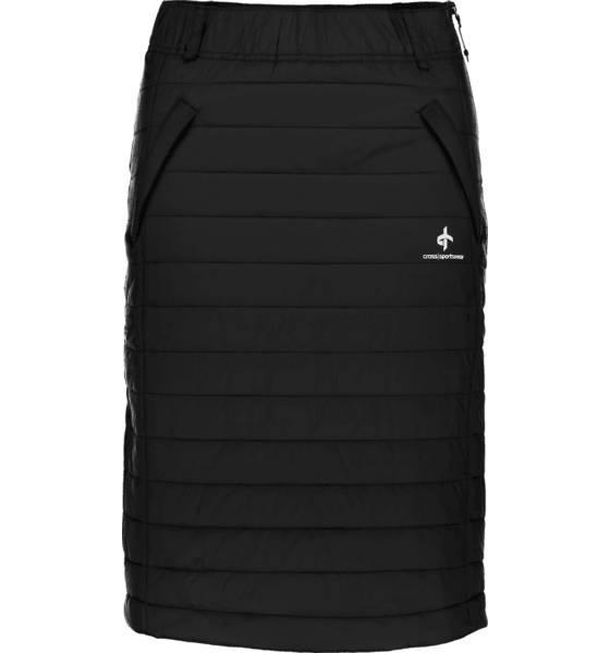 Cross Sportswear So Light Skirt W Mekot & hameet BLACK (Sizes: XS)