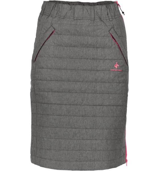 Cross Sportswear So Light Skirt W Mekot & hameet GREY MELANGE (Sizes: XS)