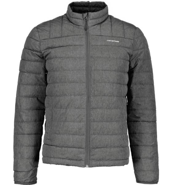 Cross Sportswear So Light Jacket M Takit GREY MELANGE (Sizes: XL)