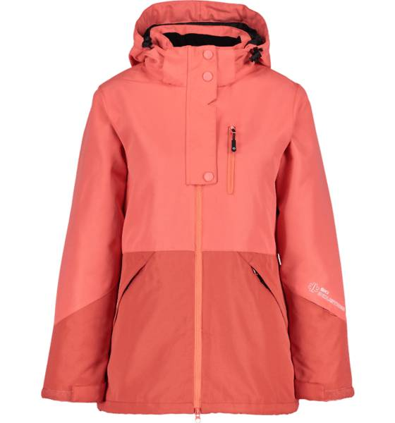Ski Industries Takit Ski Industries So Ski Jacket W CORAL/LT CORAL (Sizes: XS)