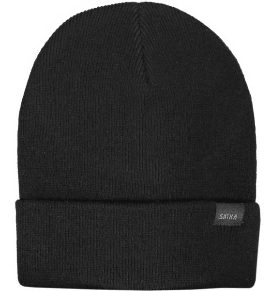 Sätila Pipot Sätila So Fold Beanie Jr BLACK (Sizes: One size)