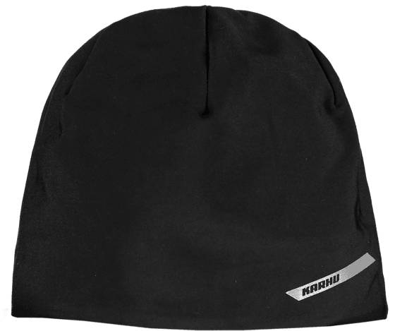 Karhu Pipot & huivit Karhu So Run Beanie U BLACK (Sizes: One size)