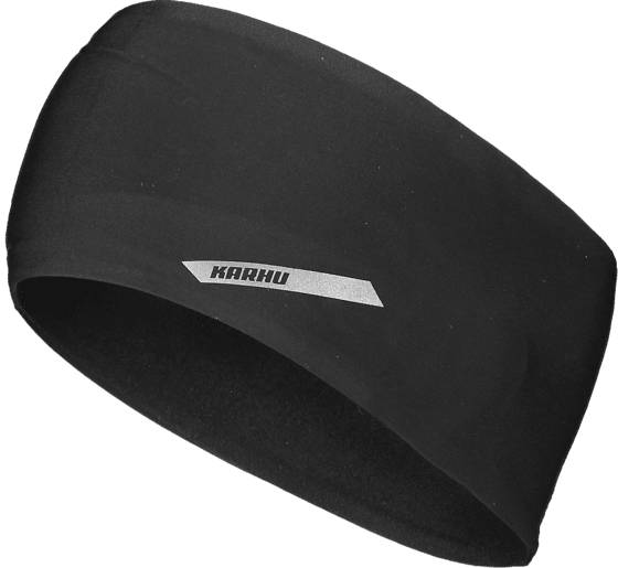 Karhu Pipot & huivit Karhu So Run Headband U BLACK (Sizes: One size)