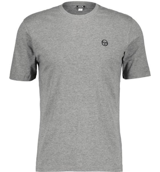 Sergio Tacchini So Daiocco Tee M T-paidat DARK GREY MELANGE (Sizes: L)
