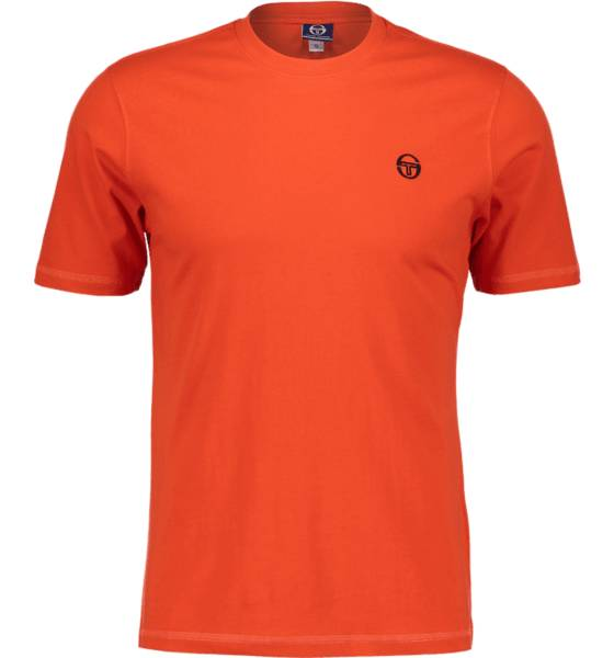 Sergio Tacchini So Daiocco Tee M T-paidat TIGER RED (Sizes: XXL)