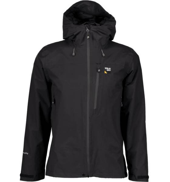 Sprayway Takit Sprayway So Naxos Jkt M BLACK (Sizes: XXL)