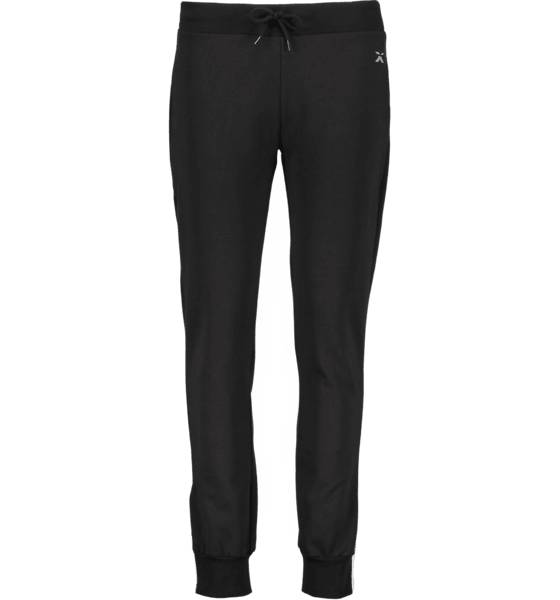 X Ttl Housut & shortsit X Ttl So X Zip Sweat Pant W BLACK (Sizes: M)