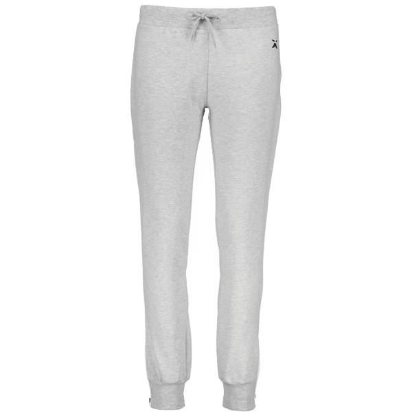 X Ttl Housut & shortsit X Ttl So X Zip Sweat Pant W GREY MELANGE (Sizes: XS)