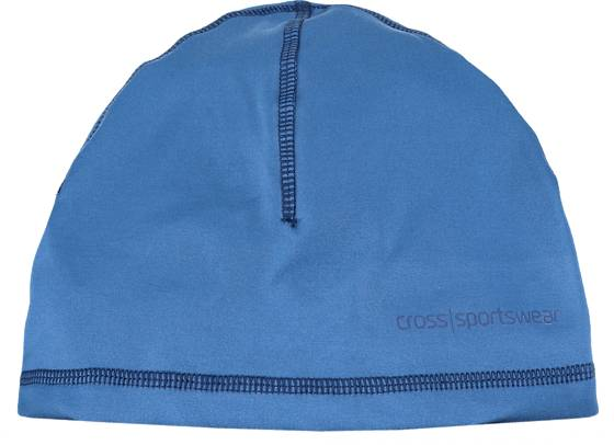 Cross Sportswear Pipot & huivit Cross Sportswear So Powerstretch Beanie U DARK BLUE (Sizes: One size)