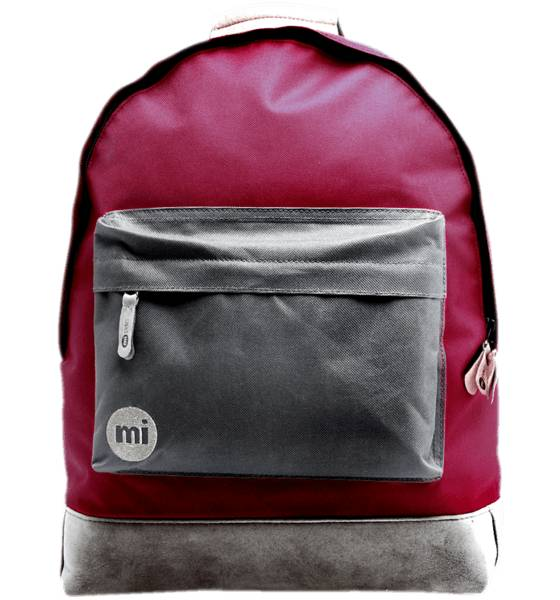 Mi Pac Outdoor Mi Pac So Tonal Backpack BURGUNDY/CHARCOAL (Sizes: One size)