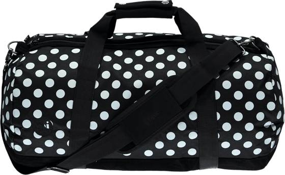 Mi Pac Outdoor Mi Pac So Duffel All Polka BLACK/WHITE (Sizes: One size)