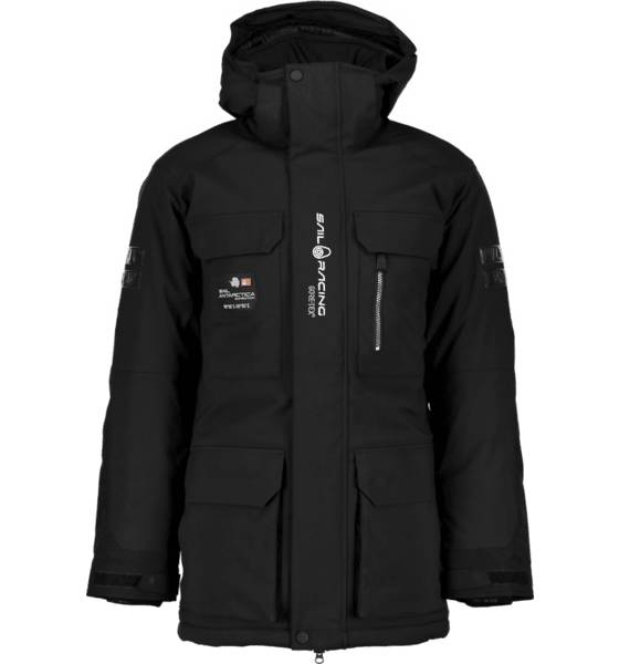 Sail Racing Takit Sail Racing So Glacier Bay Parka M CARBON (Sizes: L)