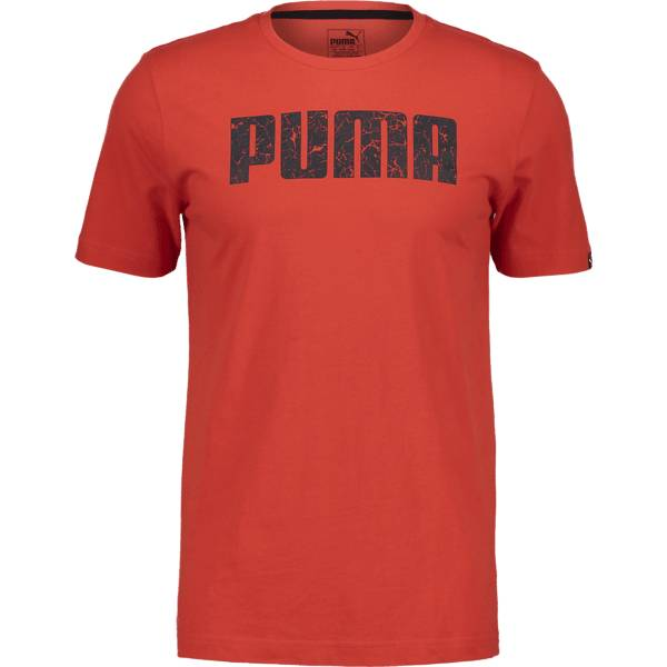 Puma So Graphic Tee M T-paidat RED (Sizes: XXL)