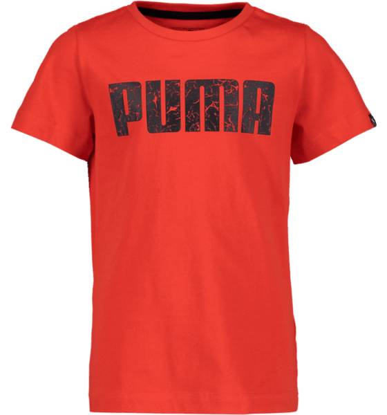 Puma So Graphic Tee B Jr T-paidat & topit RED (Sizes: 152)