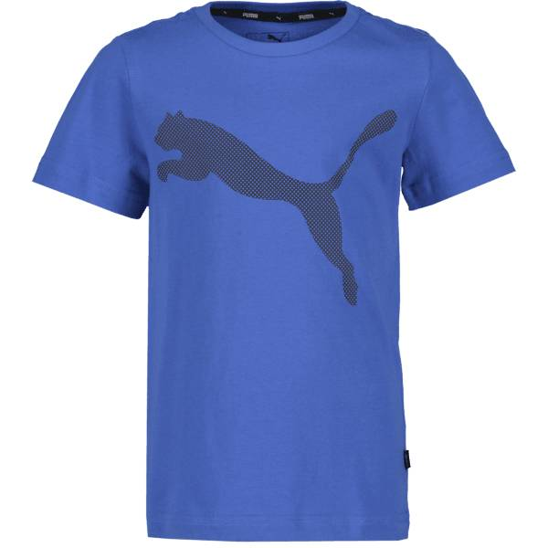 Puma So Graphic Tee B Jr T-paidat & topit STRONGBLUE (Sizes: 164)
