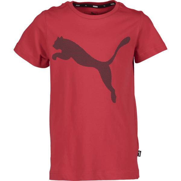 Puma So Graphic Tee B Jr T-paidat & topit RIBBON RED (Sizes: 128)