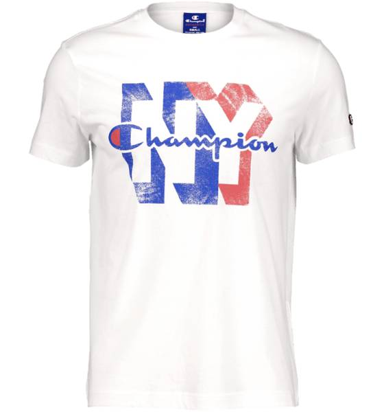 Champion So Vintage Tee M T-paidat WHITE (Sizes: S)