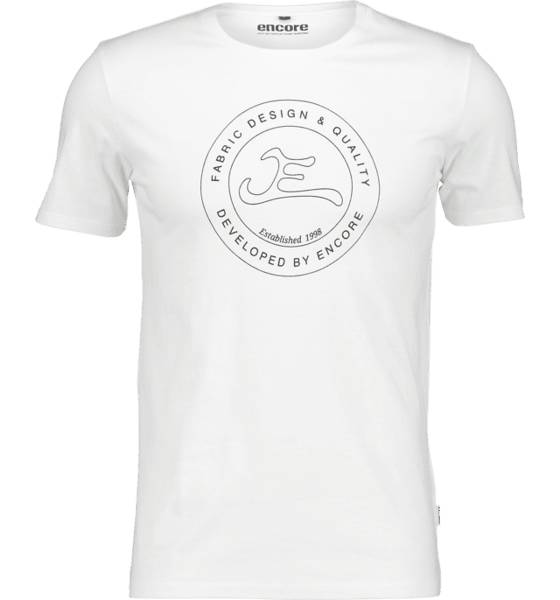 Encore So Chris Tee M T-paidat WHITE (Sizes: L)