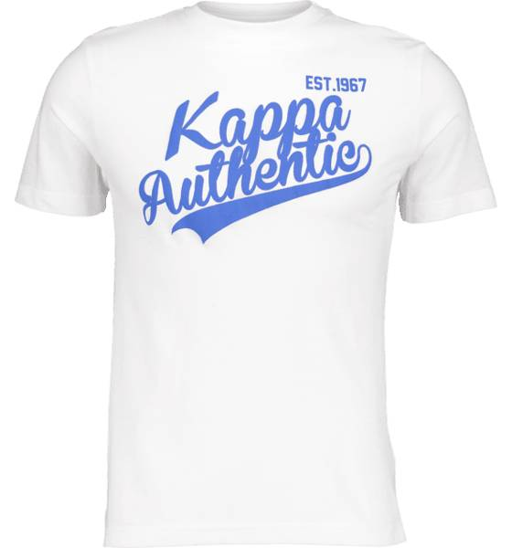 Kappa So Aut Vhivy Tee M T-paidat WHITE (Sizes: S)