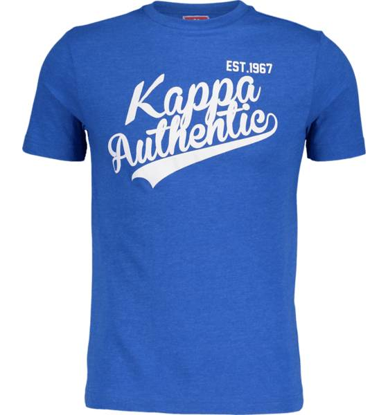 Kappa So Aut Vhivy Tee M T-paidat BLUE ROYAL (Sizes: XXL)