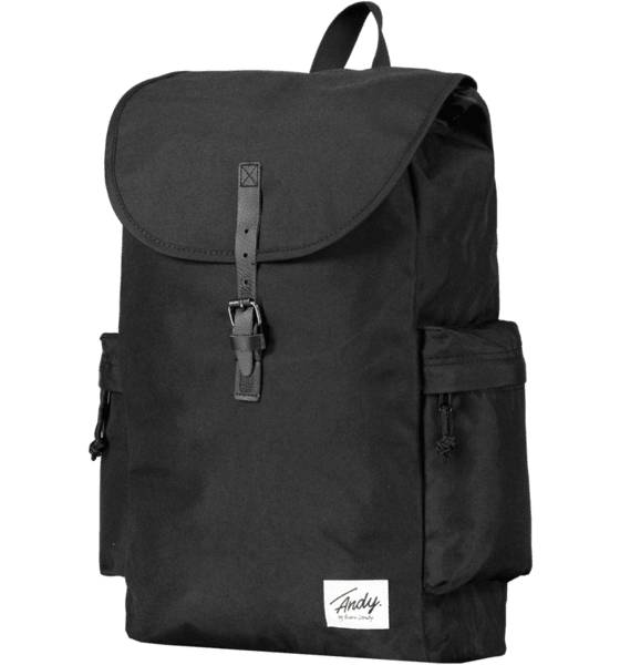 Frank Dandy So Frankie Backpack Reput BLACK (Sizes: One size)