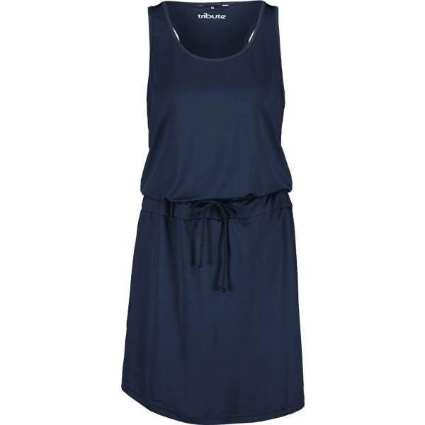 Tribute So Beach Dress W Mekot & hameet NAVY (Sizes: M)