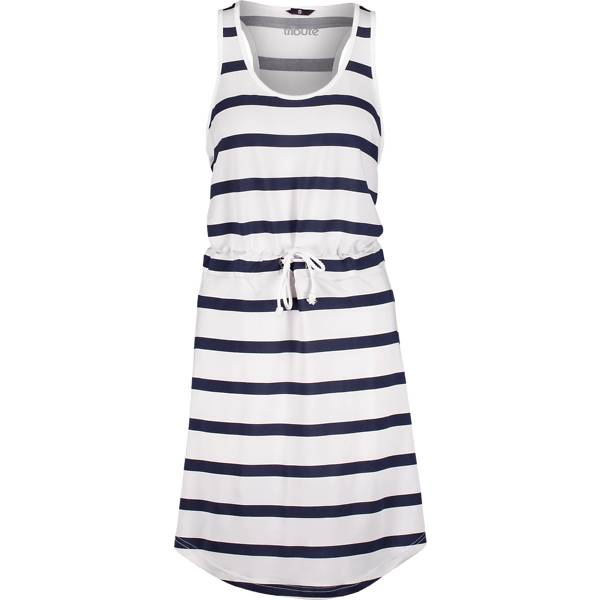 Tribute So Beach Dress W Mekot & hameet NAVY/WHITE (Sizes: L)