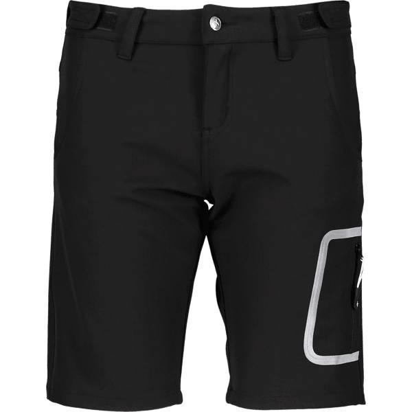Cross Sportswear So Harbour Short W Shortsit BLACK (Sizes: L)