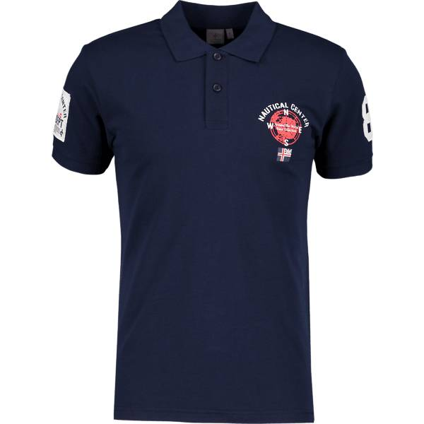 Cross Sportswear So Sum Maritim M Yläosat NAVY (Sizes: S)