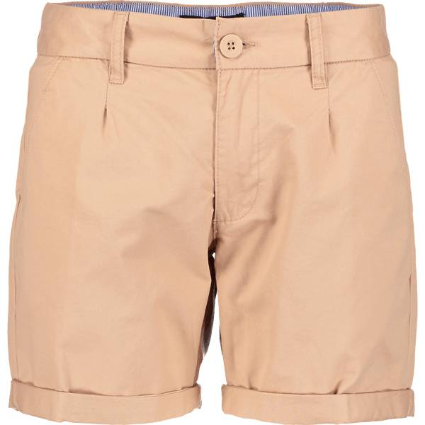 Cross Sportswear So Chino Shorts W Shortsit MAPLE BEIGE (Sizes: S)