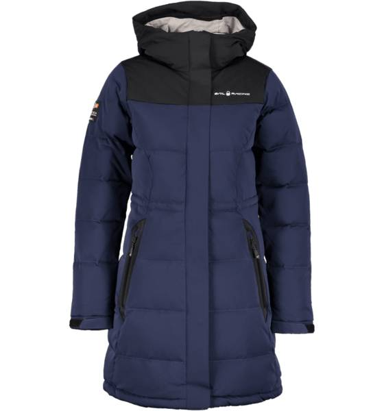 Sail Racing Takit Sail Racing So Drift Parka W NAVY (Sizes: L)