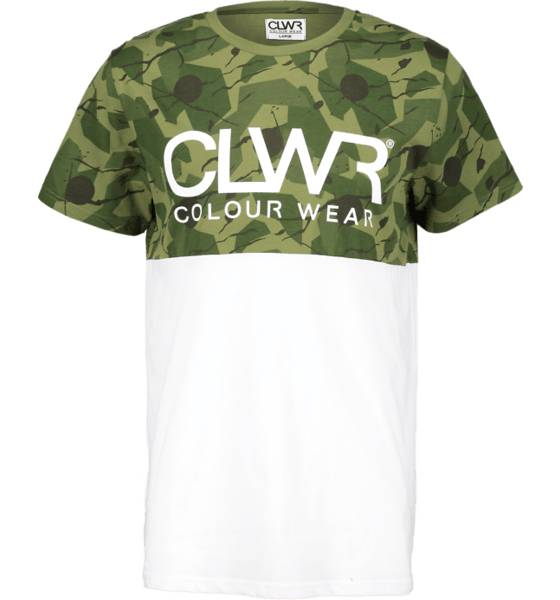 Colour Wear So Horizon Tee M T-paidat IVY WOOD (Sizes: L)