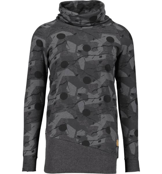 Colour Wear Yläosat Colour Wear So Nest Hood M BLACK WOOD DOT (Sizes: M)