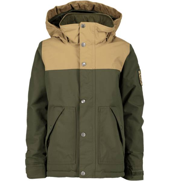 Burton Takit Burton So Fray Jkt Jr KEEF/KELP (Sizes: JR M)