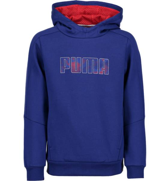 Puma Yläosat Puma So Hero Hoody Jr BLUE (Sizes: 140)