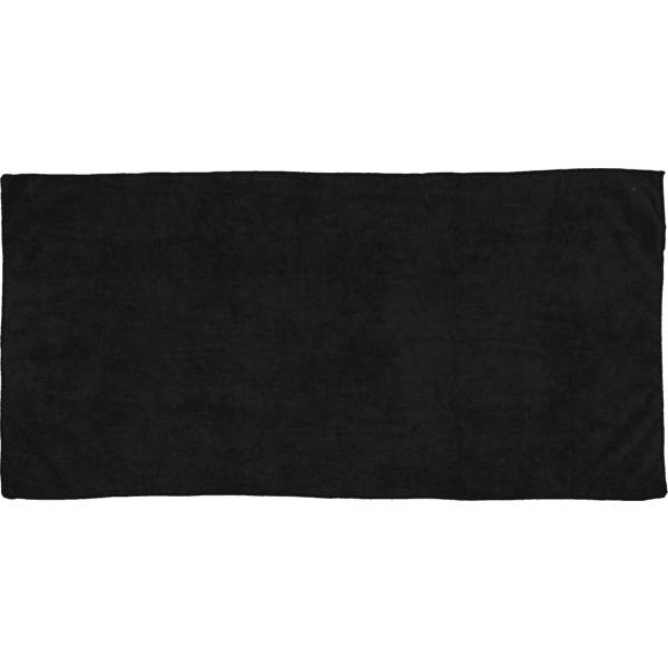 Trekmates So Micro Towel M Outdoor BLACK (Sizes: One size)