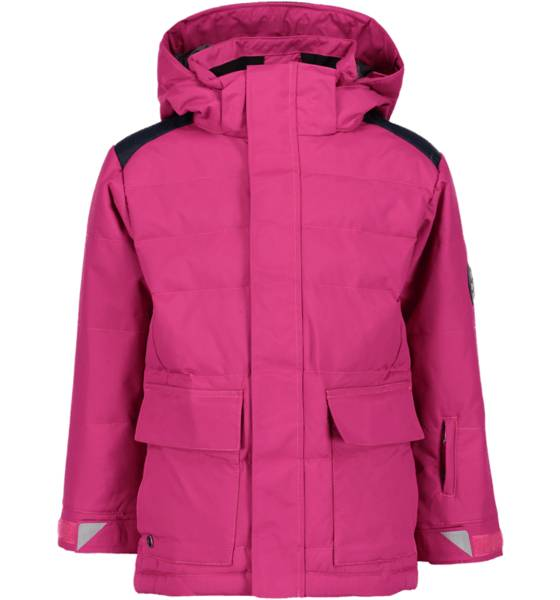 Cross Sportswear So 2l Ski Padded Jacket Jr Takit CERISE (Sizes: 116)