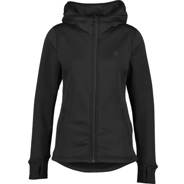 Cross Sportswear So Powerstretch Hood W Yläosat BLACK (Sizes: XS)