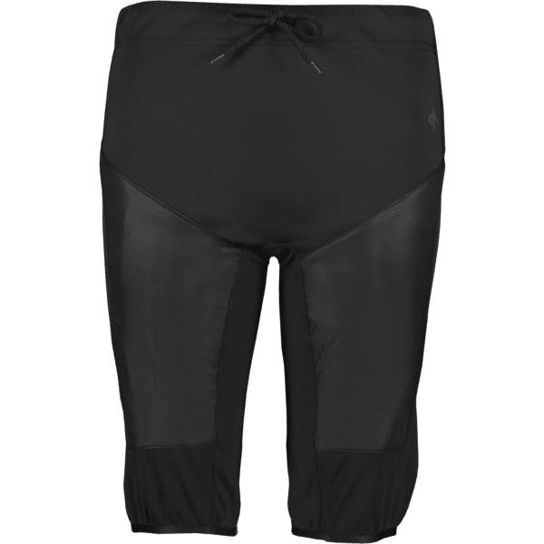 Cross Sportswear So Hybrid Shorts W Trikoot BLACK (Sizes: XS)
