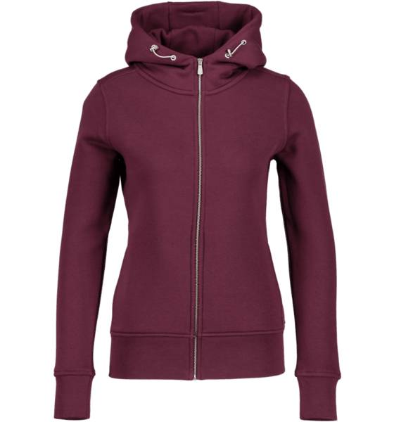 Sail Racing So Gale Zip Hood W Yläosat DEEP PURPLE (Sizes: M)