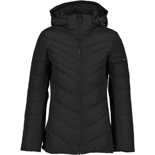 Cross Sportswear So Kimberly Jacket W Takit BLACK (Sizes: XS)
