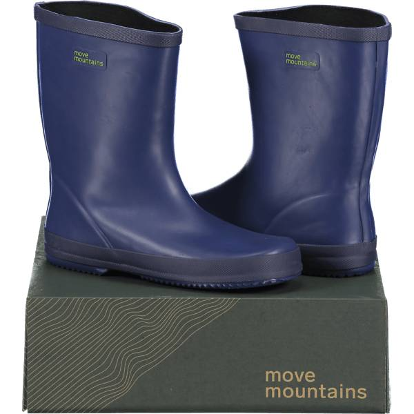 Move Mountains So Molde Rubber Jr Varsikengät & saappaat BLUE/BLACK (Sizes: 32)
