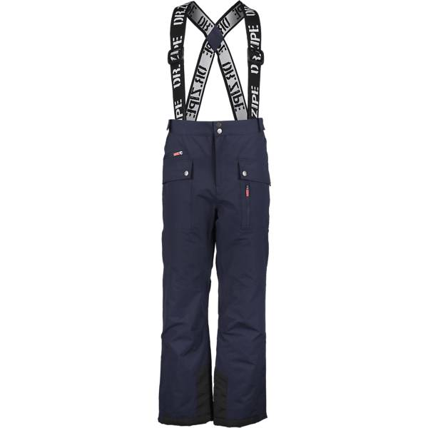 Dr Zipe So Board Pant 2 M Housut NAVY (Sizes: M)
