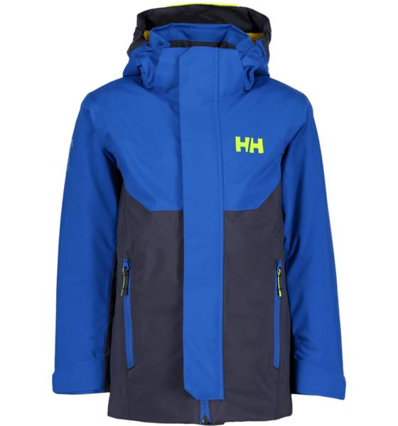 Helly Hansen So Univers Jkt Jr Takit GRAPHITE BLUE (Sizes: 16)