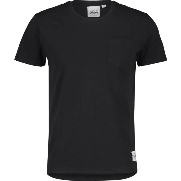 Andy By Frank Dandy So Pocket Tee M T-paidat BLACK (Sizes: M)