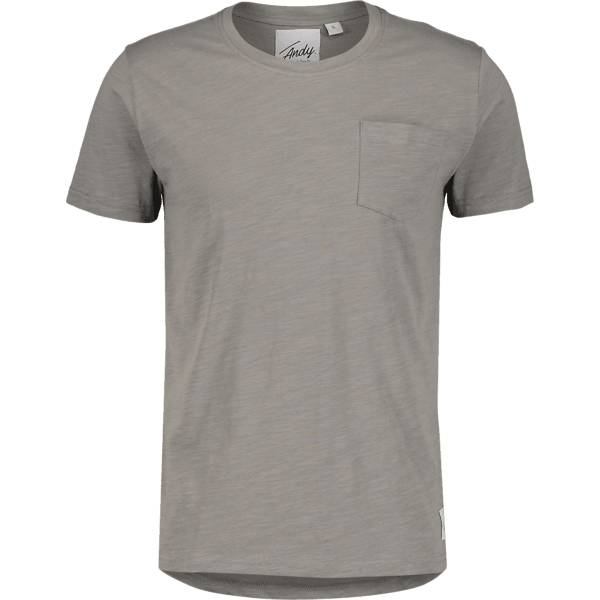 Andy By Frank Dandy So Pocket Tee M T-paidat GREY (Sizes: M)