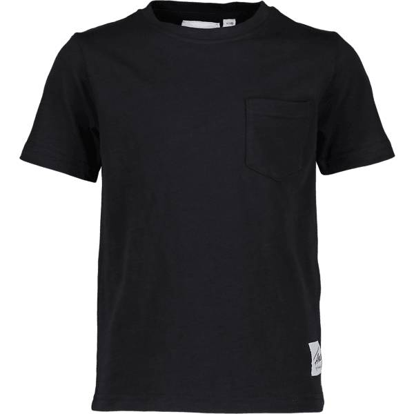 Andy By Frank Dandy So Pocket Tee Jr T-paidat & topit BLACK (Sizes: 130)